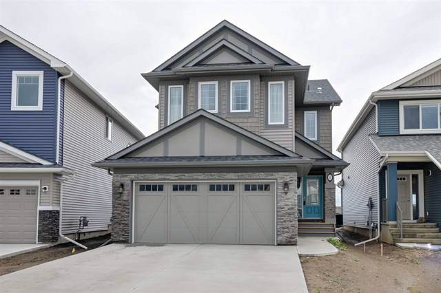 8 Copperhaven Drive, Spruce Grove, AB T7X 0Y6 (#E4174014) :: David St. Jean Real Estate Group