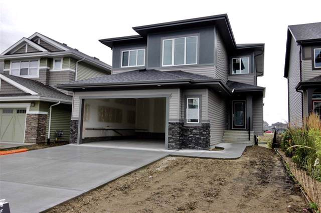 809 Eagleson Link, Edmonton, AB T6M 0V5 (#E4174046) :: The Foundry Real Estate Company