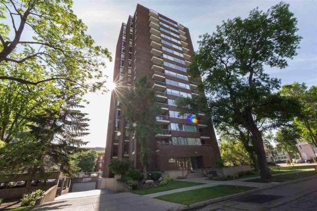 1203 10025 113 Street, Edmonton, AB T5K 2K8 (#E4174067) :: The Foundry Real Estate Company