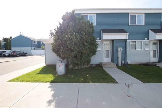208 14707 53 Avenue, Edmonton, AB T6H 5C9 (#E4174090) :: Initia Real Estate