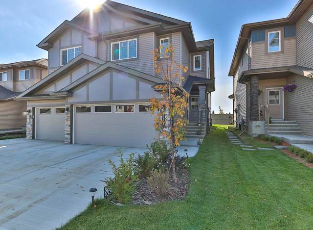 7626 Creighton Place, Edmonton, AB T6W 3Z5 (#E4174100) :: The Foundry Real Estate Company