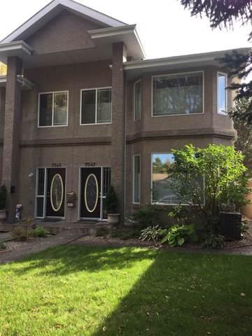 7547 80 Avenue NW, Edmonton, AB T6C 0C3 (#E4174107) :: The Foundry Real Estate Company