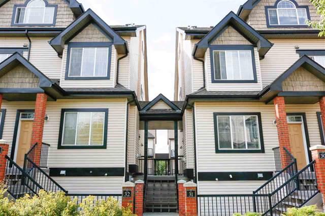 32 4821 Terwillegar Common, Edmonton, AB T6R 0C5 (#E4174128) :: David St. Jean Real Estate Group