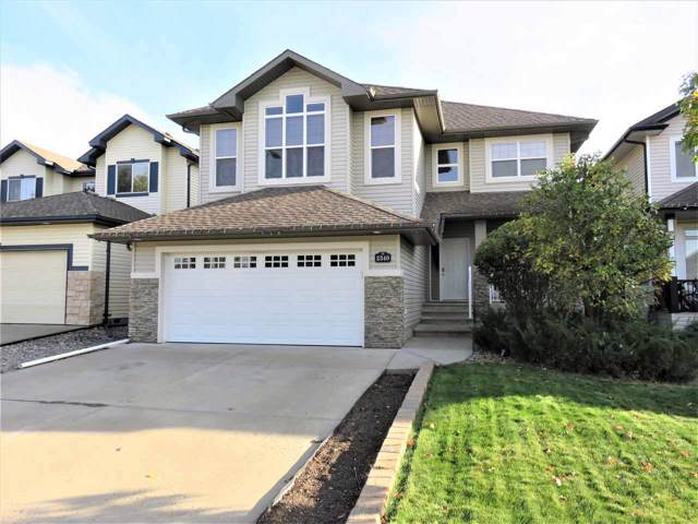 2340 Rutherford Way, Edmonton, AB T6W 1P3 (#E4174133) :: The Foundry Real Estate Company