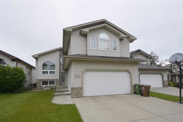 18 Empress Way, St. Albert, AB T8N 6X6 (#E4174143) :: The Foundry Real Estate Company