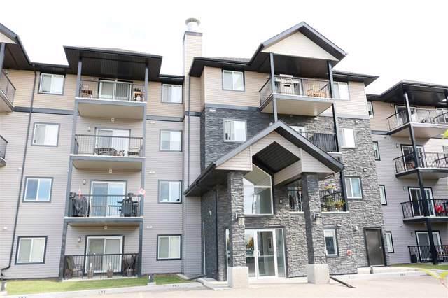 324 14808 125 Street, Edmonton, AB T5X 0G1 (#E4174152) :: The Foundry Real Estate Company