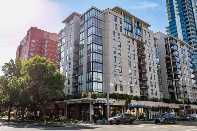 603 10028 119 Street, Edmonton, AB T5K 1Y8 (#E4174158) :: The Foundry Real Estate Company