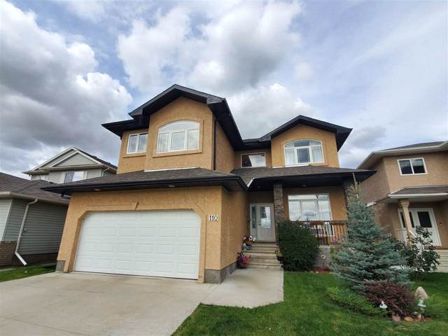 110 Lakeland Drive, Beaumont, AB T4X 0B4 (#E4174188) :: The Foundry Real Estate Company