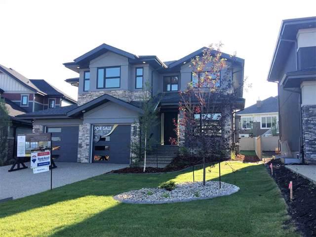4311 Kennedy Bay, Edmonton, AB T6W 3B2 (#E4174189) :: The Foundry Real Estate Company