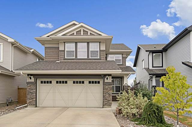 9 Codette Way, Sherwood Park, AB T8H 2T6 (#E4174232) :: The Foundry Real Estate Company