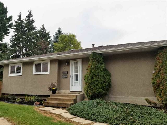 13 Fawcett Crescent, St. Albert, AB T8N 1W3 (#E4174249) :: The Foundry Real Estate Company