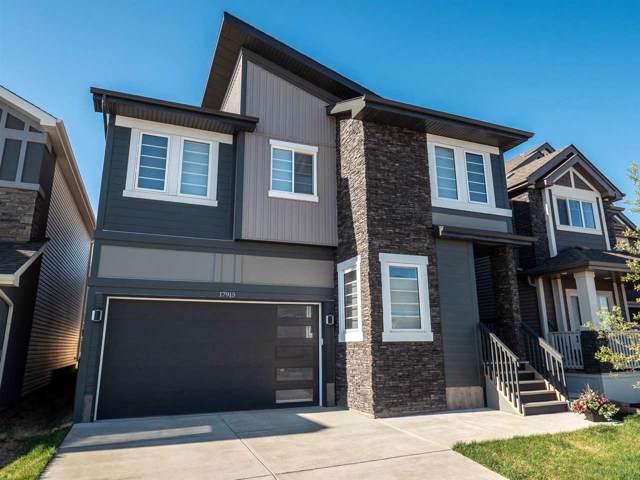 17915 9 Avenue, Edmonton, AB T6W 3J9 (#E4174253) :: The Foundry Real Estate Company