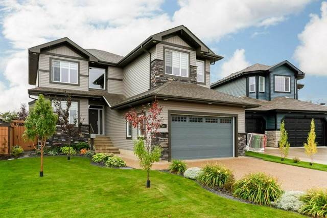 14 Noble Close, St. Albert, AB T8N 4C1 (#E4174263) :: The Foundry Real Estate Company