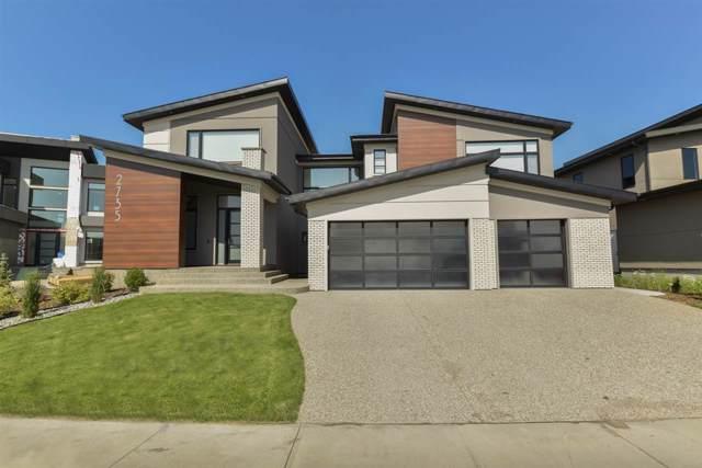 2735 Wheaton Drive, Edmonton, AB T6W 2M5 (#E4174270) :: The Foundry Real Estate Company