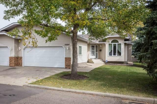 10804 25 Avenue, Edmonton, AB T6J 6N5 (#E4174279) :: The Foundry Real Estate Company