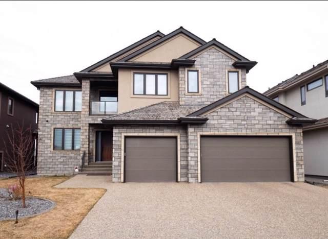 3654 Westcliff Way, Edmonton, AB T6W 2L2 (#E4174309) :: The Foundry Real Estate Company