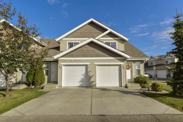 157 150 Edwards Drive, Edmonton, AB T6X 1M4 (#E4174312) :: The Foundry Real Estate Company