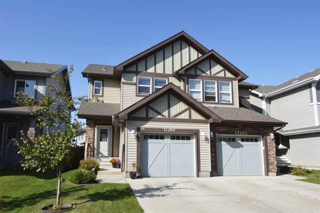 17260 73 Street, Edmonton, AB T5Z 0L3 (#E4174348) :: The Foundry Real Estate Company