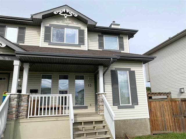 13 Southwick Point(E), Leduc, AB T9E 0G1 (#E4174402) :: David St. Jean Real Estate Group