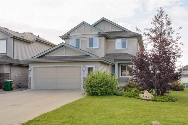 9713 104 Ave, Morinville, AB T8R 0B7 (#E4174411) :: The Foundry Real Estate Company