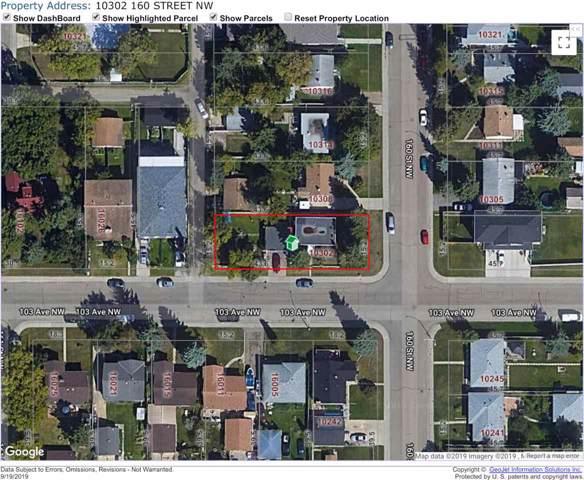 10302 160 Street, Edmonton, AB T5P 3G3 (#E4174414) :: The Foundry Real Estate Company