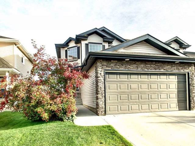 19 Norelle Terrace, St. Albert, AB T8N 3V5 (#E4174424) :: The Foundry Real Estate Company