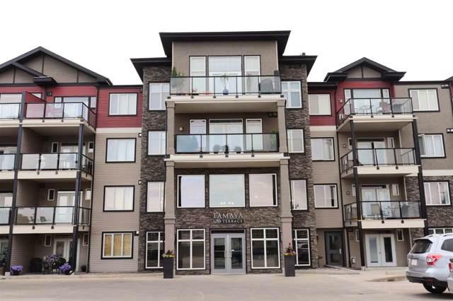 403 12408 15 Avenue, Edmonton, AB T6W 1X2 (#E4174442) :: The Foundry Real Estate Company