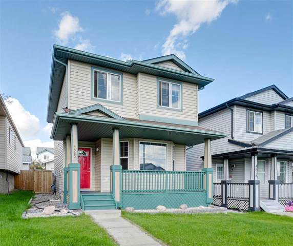 4520 150 Avenue, Edmonton, AB T5Y 4H7 (#E4174453) :: The Foundry Real Estate Company