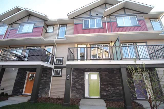42 12815 Cumberland Road, Edmonton, AB T6V 0M2 (#E4174463) :: The Foundry Real Estate Company