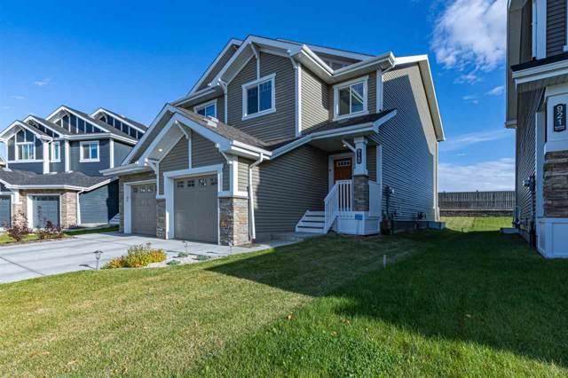 919 Ebbers Crescent, Edmonton, AB T5Y 3V1 (#E4174486) :: The Foundry Real Estate Company