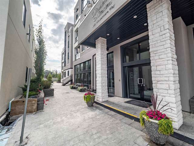 103 1350 Windermere Way, Edmonton, AB T6W 2J3 (#E4174489) :: The Foundry Real Estate Company