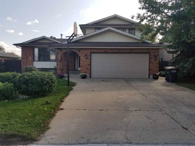 4915 52 Avenue, Redwater, AB T0A 2W0 (#E4174503) :: The Foundry Real Estate Company