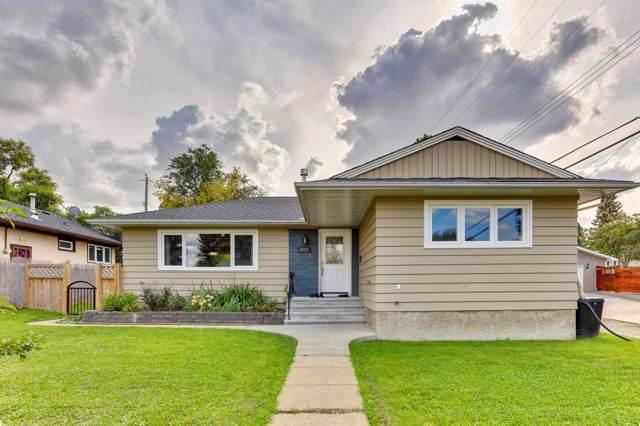 4707 107 Avenue, Edmonton, AB T6A 1M3 (#E4174524) :: The Foundry Real Estate Company
