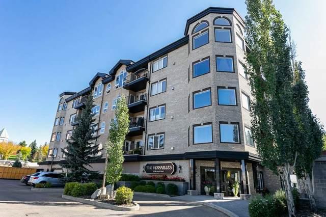 205 30 St. Joseph Street, St. Albert, AB T8N 7C9 (#E4174526) :: The Foundry Real Estate Company