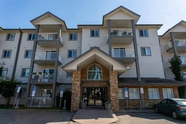 103 3425 19 Street, Edmonton, AB T6T 2B5 (#E4174538) :: David St. Jean Real Estate Group