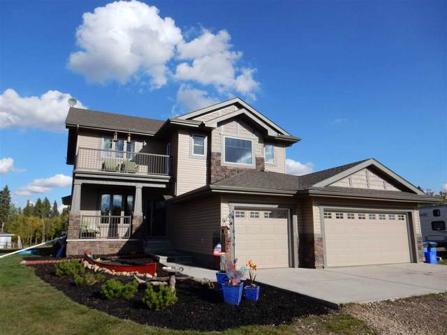 33 Landing Drive, Rural Sturgeon County, AB T0A 1N0 (#E4174603) :: The Foundry Real Estate Company