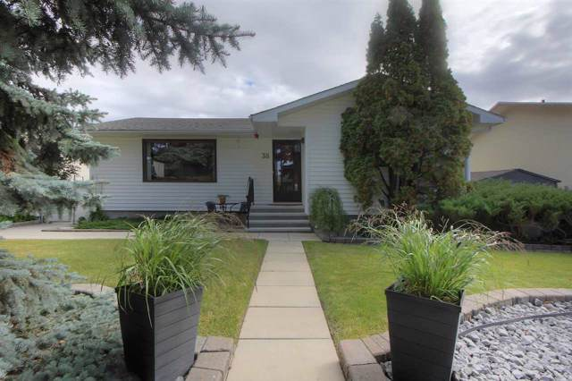 38 Belmont Crescent, Spruce Grove, AB T7X 2H2 (#E4174627) :: The Foundry Real Estate Company