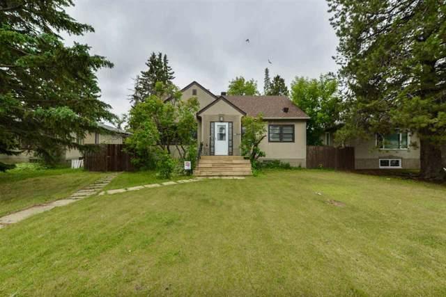 11335 111 Avenue, Edmonton, AB T5G 3P9 (#E4174684) :: YEGPro Realty
