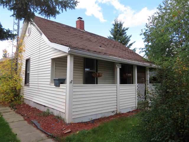 368 West Railway Drive, Smoky Lake Town, AB T0A 3C0 (#E4174701) :: David St. Jean Real Estate Group