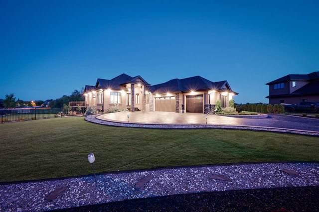 201 Via Tuscano, Rural Sturgeon County, AB T8T 0C9 (#E4174846) :: Initia Real Estate