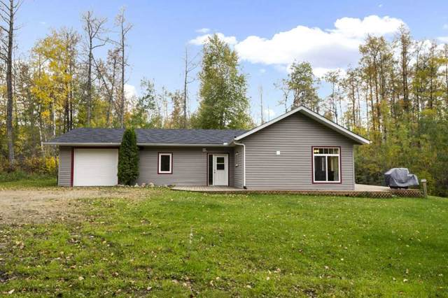 57 280017 TWP RD 482, Rural Wetaskiwin County, AB T0C 2P0 (#E4174888) :: Initia Real Estate