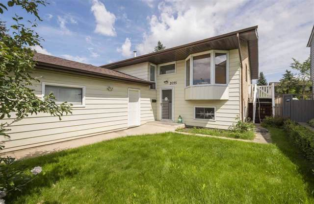 2035 49A Street, Edmonton, AB T6L 2W9 (#E4174948) :: David St. Jean Real Estate Group