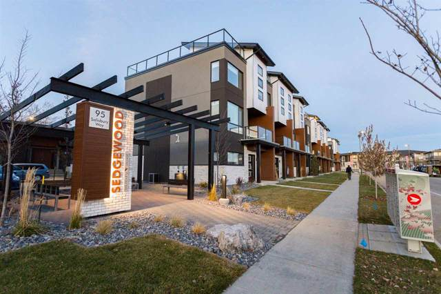17 95 Salisbury Way, Sherwood Park, AB T8B 0C1 (#E4175005) :: Initia Real Estate