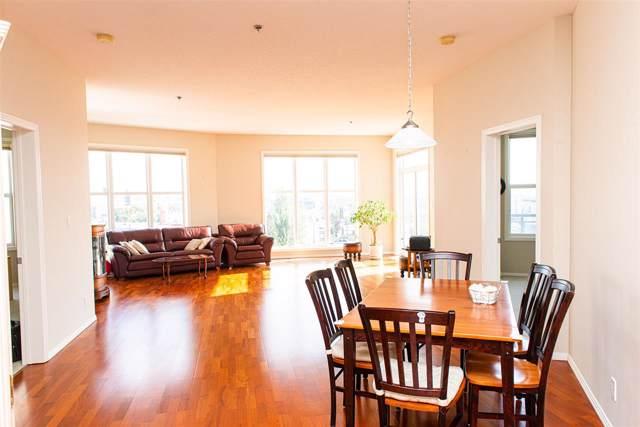 423 4831 104A Street, Edmonton, AB T6H 0R5 (#E4175192) :: Initia Real Estate