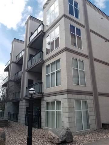 161 4823 104A Street, Edmonton, AB T6H 0R5 (#E4175203) :: Initia Real Estate
