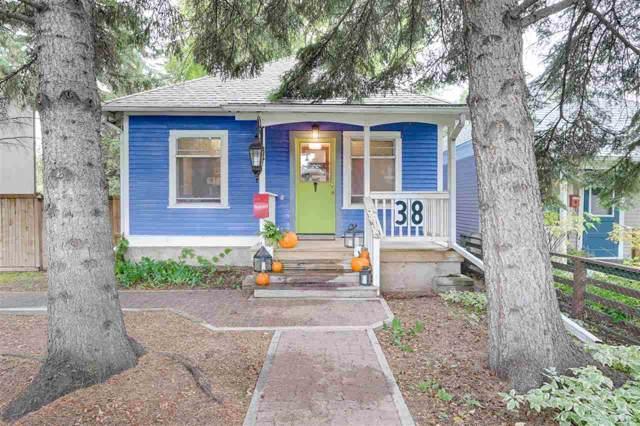 10138 92 Street, Edmonton, AB T5H 1S7 (#E4175342) :: YEGPro Realty
