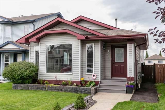 2109 37 Avenue, Edmonton, AB T6T 1S2 (#E4175553) :: David St. Jean Real Estate Group