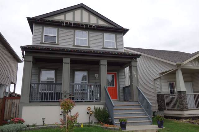 574 Songhurst Way, Leduc, AB T9E 0R2 (#E4175771) :: David St. Jean Real Estate Group
