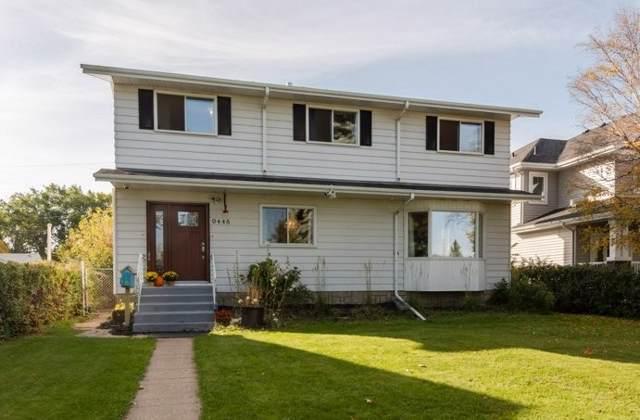 9448 76 Street, Edmonton, AB T6C 2K6 (#E4175778) :: Initia Real Estate