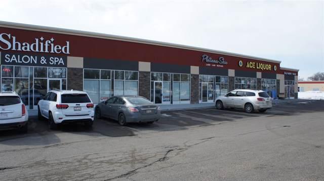 #307 10451 99 AV, Fort Saskatchewan, AB T8L 2P1 (#E4175877) :: Initia Real Estate